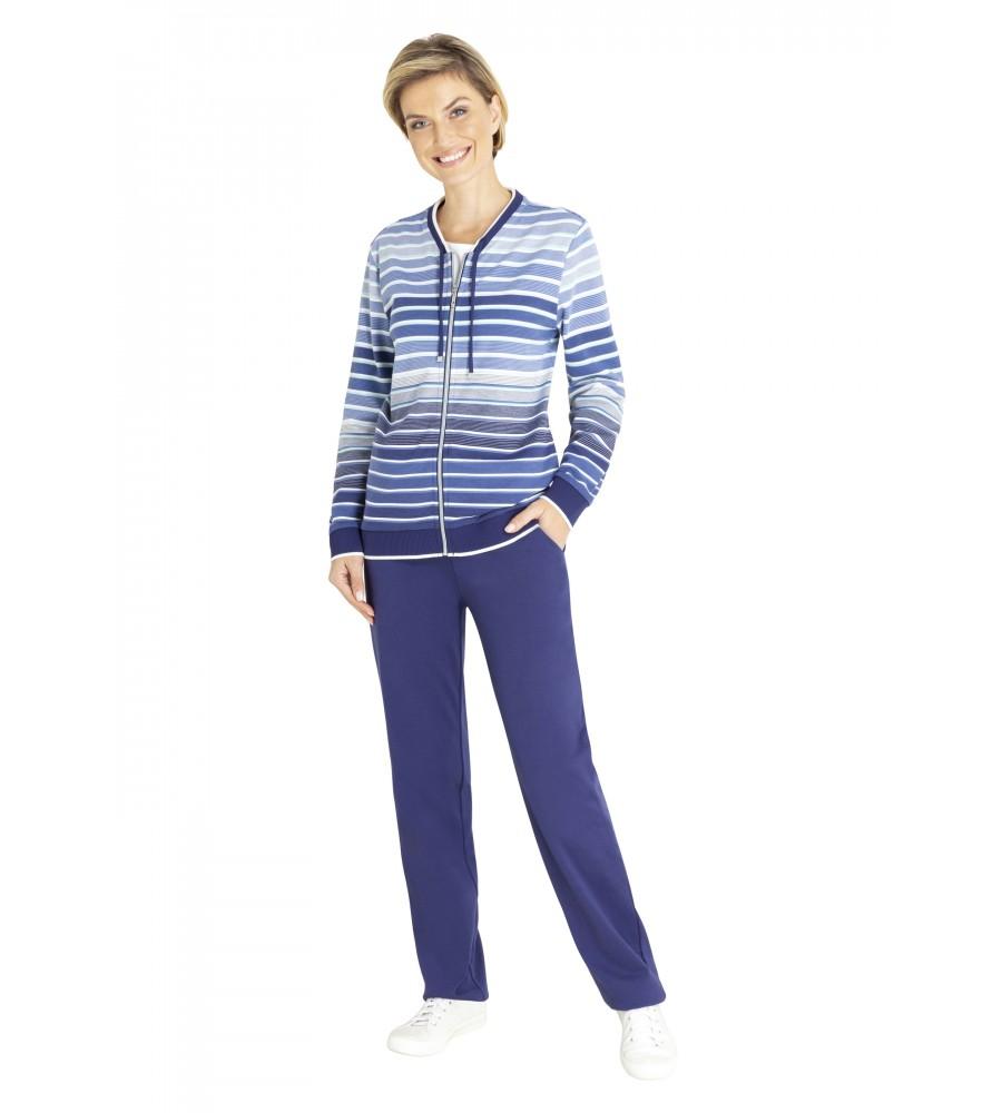 Homewear-Anzug Klima-Komfort 80987-613 front