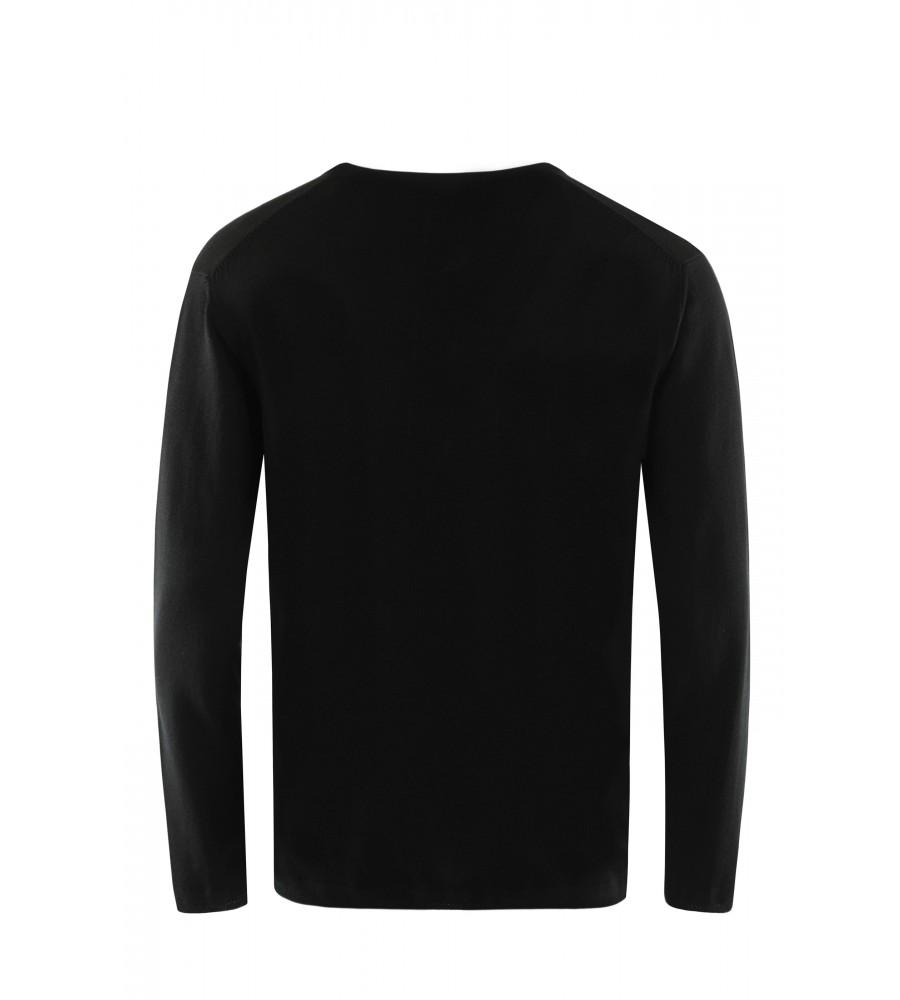 Pullover mit V-Ausschnitt T1005-100 back