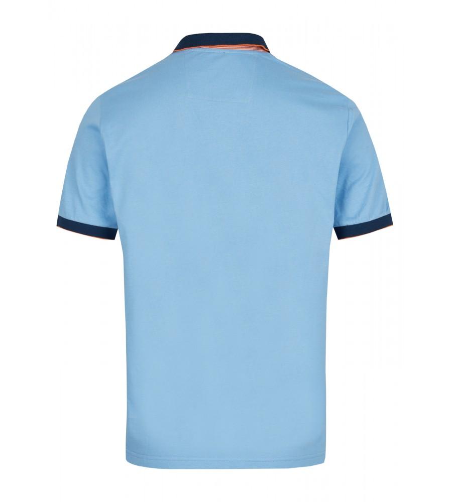 Premium Pikee-Poloshirt T1033-621 back